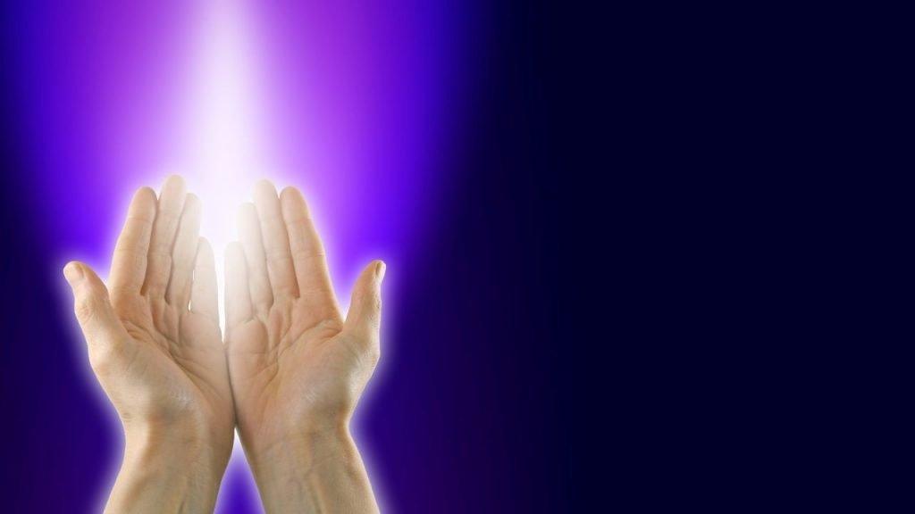 Mantra della fiamma violetta
