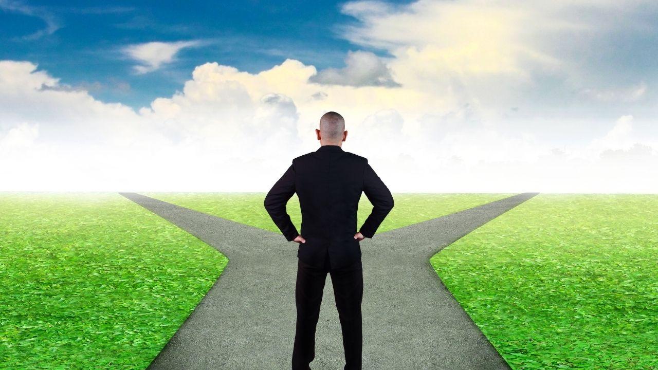 Cambiare direzione