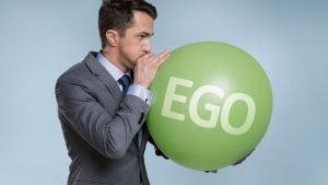 Non lasciare che il tuo EGO prenda il sopravvento sulla tua vita